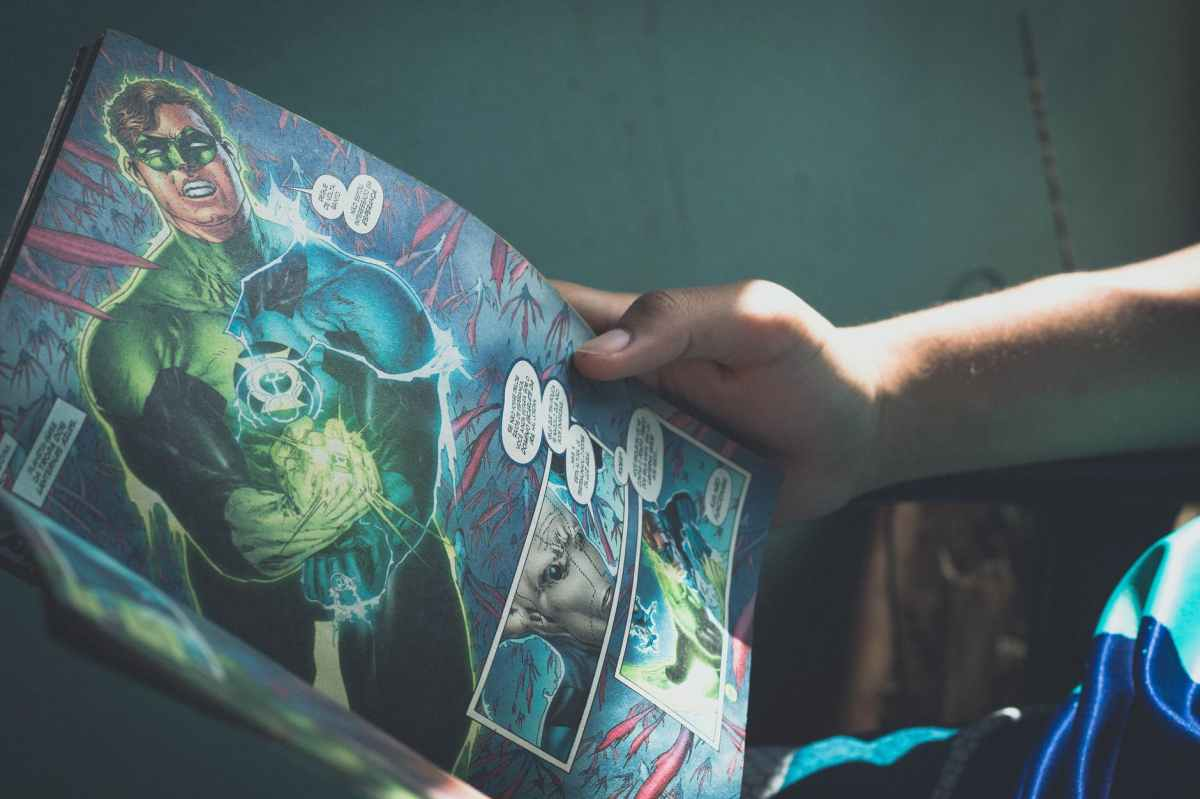 Imagine This: 5 Sensational Reasons to Read a ComicBook